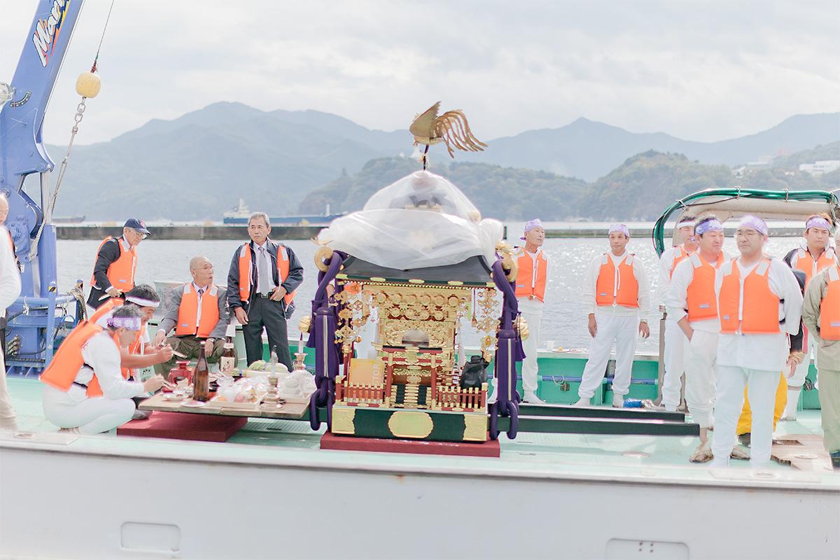 2011年 釜石祭り