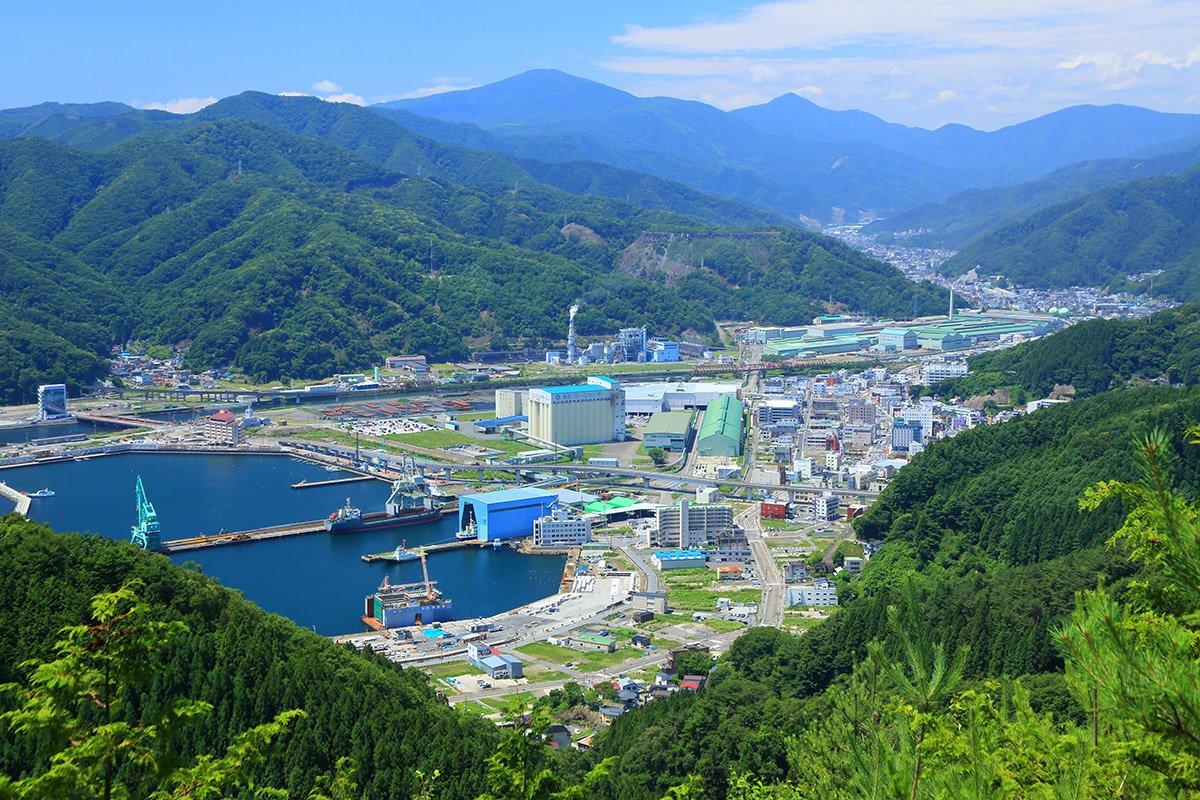 kamaishi city