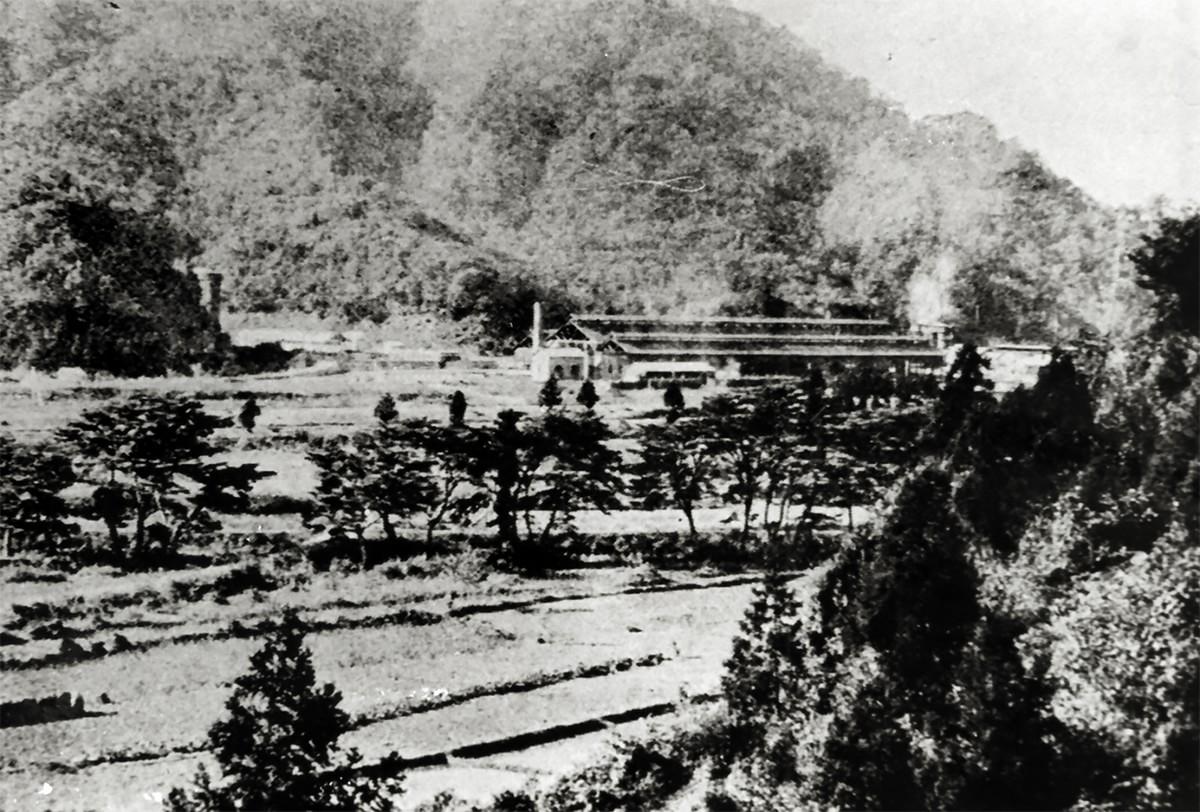 明治初期の官営製鐵所