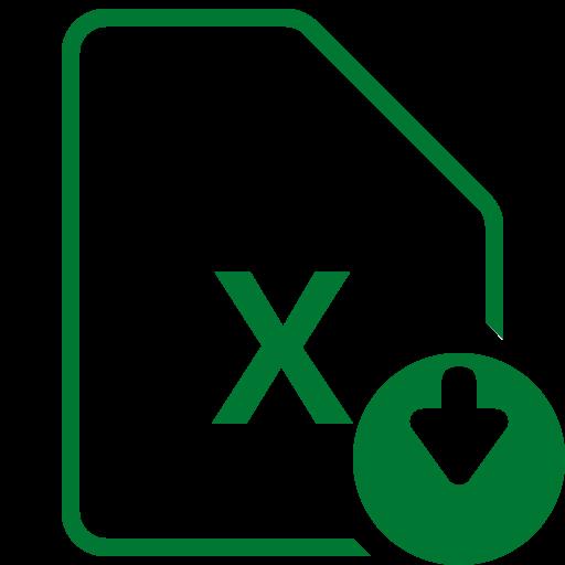 施設利用申込書(EXCEL)